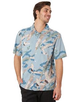 BLUE STONE MENS CLOTHING BRIXTON SHIRTS - 01146BLSTO
