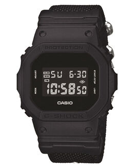 BLACK V MENS ACCESSORIES G SHOCK WATCHES - DW5600BBN-1BLK