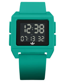 TRUE GREEN MENS ACCESSORIES ADIDAS WATCHES - Z15-3185
