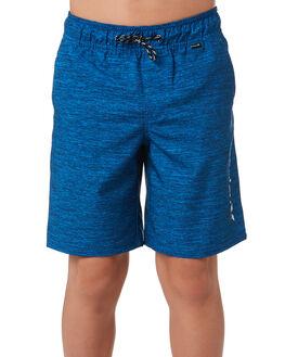 PACIFIC BLUE KIDS BOYS HURLEY BOARDSHORTS - CK3193499