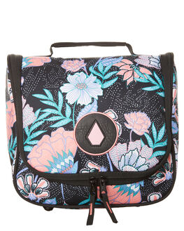 BLACK COMBO WOMENS ACCESSORIES VOLCOM BAGS - E6711707BLC