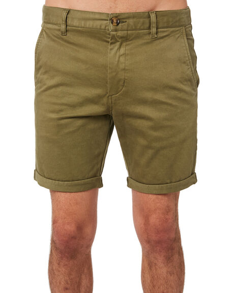 ARMY MENS CLOTHING ACADEMY BRAND SHORTS - 19S608ARM