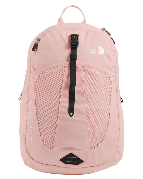 PINK WHITE KIDS GIRLS THE NORTH FACE BAGS + BACKPACKS - NF0A3G9EPL3