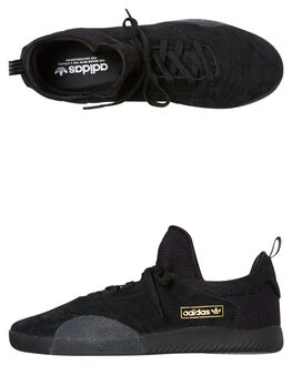 CORE BLACK MENS FOOTWEAR ADIDAS SNEAKERS - EF8459CBLK