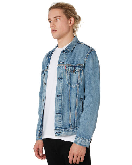 KILLEBREW MENS CLOTHING LEVI'S JACKETS - 72334-0351KILLBR