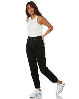 BLACK ROYALE WOMENS CLOTHING LEE JEANS - L-656803-NL7