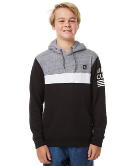 BLACK KIDS BOYS RIP CURL JUMPERS - KFEKJ10090