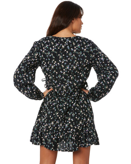 PRINT WOMENS CLOTHING ALL ABOUT EVE DRESSES - 6463269PRNT