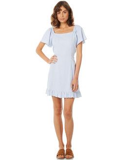 BLUEBELL WOMENS CLOTHING RUE STIIC DRESSES - SA18-15-B-L-BLUB