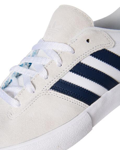 CRYSTAL WHITE MENS FOOTWEAR ADIDAS SNEAKERS - EG2740CWHT