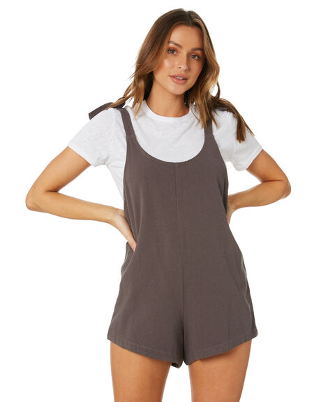 CHARCOAL WOMENS CLOTHING SWELL PLAYSUITS + OVERALLS - S8211454