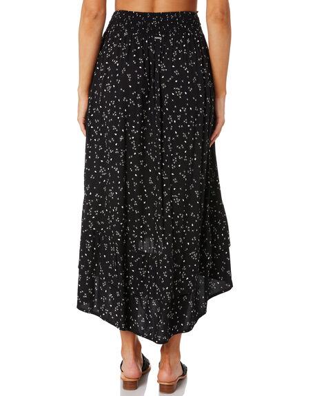 BLACK WOMENS CLOTHING VOLCOM SKIRTS - B1432077BLK