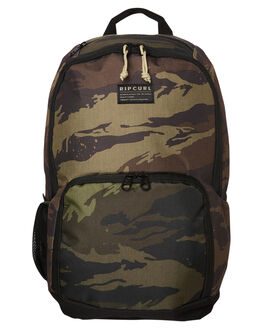 KHAKI MENS ACCESSORIES RIP CURL BAGS + BACKPACKS - BBPXN10064