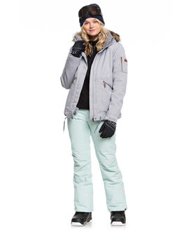 HEATHER GREY BOARDSPORTS SNOW ROXY WOMENS - ERJTJ03229-SJEH
