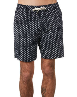 NAVY MENS CLOTHING ACADEMY BRAND SHORTS - 20S690NVY