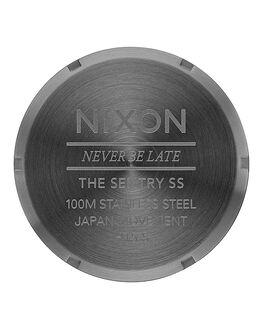 ALL GUNMETAL GREY MENS ACCESSORIES NIXON WATCHES - A3562090
