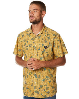 RATTAN MENS CLOTHING THE CRITICAL SLIDE SOCIETY SHIRTS - WSS1701RTTN