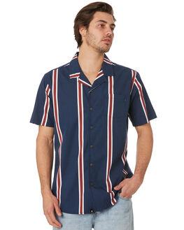 NAVY MENS CLOTHING ST GOLIATH SHIRTS - 4340025NVY