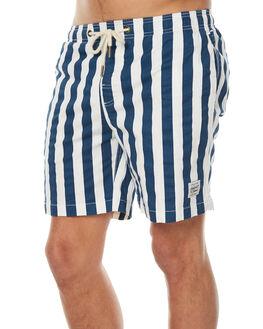 NAVY MENS CLOTHING ACADEMY BRAND BOARDSHORTS - 18S761NVY