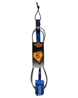 SLATE BOARDSPORTS SURF GORILLA LEASHES - GORI-SLT-06CSLATE