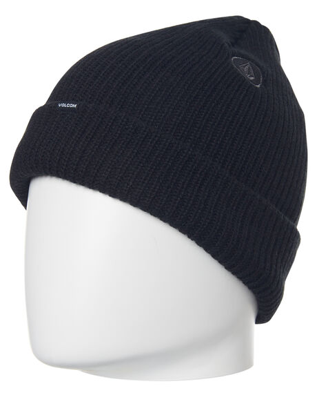 27d9204f8f0 Volcom Sweep Lined Snow Beanie - Black