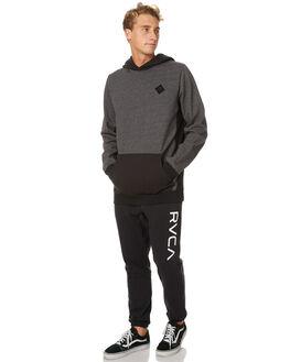 BLACK TIGER MARLE MENS CLOTHING RVCA JUMPERS - R171158BLKT