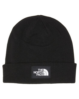 TNF BLACK MENS ACCESSORIES THE NORTH FACE HEADWEAR - NF0A3FNTJK3