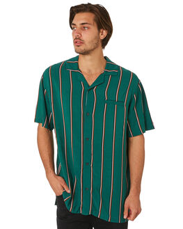 GREEN MENS CLOTHING INSIGHT SHIRTS - 5000003327GRN