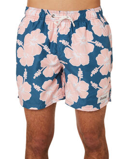 PINK MENS CLOTHING OKANUI BOARDSHORTS - OKCM1810PNK