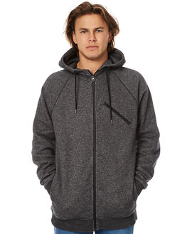 BLACK MENS CLOTHING VOLCOM JUMPERS - A5831702BLK