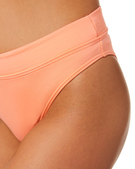 CORAL OUTLET WOMENS SWELL BIKINI BOTTOMS - S8188335CORAL