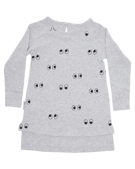 GREY OUTLET KIDS TINY TRIBE CLOTHING - TTW18-5008BGRY