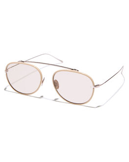 PINK GOLD WOMENS ACCESSORIES SUNDAY SOMEWHERE SUNGLASSES - SUN149-PGO-OPTPKGLD
