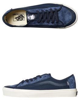 NAVY BLANC MENS FOOTWEAR VANS SNEAKERS - VN-A32SBODOMUL