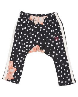 BLACK FLORAL KIDS BABY MUNSTER KIDS CLOTHING - LM172PA04BKFLR