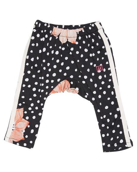 BLACK FLORAL OUTLET KIDS MUNSTER KIDS CLOTHING - LM172PA04BKFLR