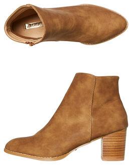 CAMEL WOMENS FOOTWEAR BILLINI BOOTS - B908CML