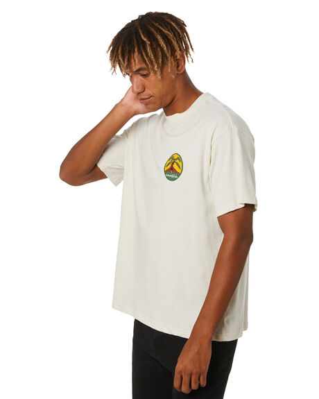 OFF WHITE MENS CLOTHING THE CRITICAL SLIDE SOCIETY TEES - TE2056OWT