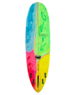 PSYCHEDELIC BOARDSPORTS SURF MODERN LONGBOARDS GSI SURFBOARDS - MD-LOVEPU-PSYK