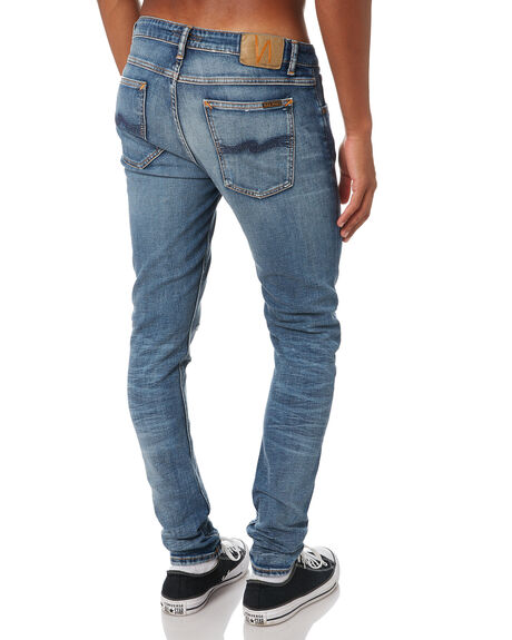 MENDED HEART MENS CLOTHING NUDIE JEANS CO JEANS - 113523MNDHR