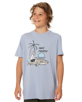 ARCTIC BLUE OUTLET KIDS SWELL CLOTHING - S3182006ARTBL