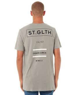GREEN MENS CLOTHING ST GOLIATH TEES - 4308022GRN