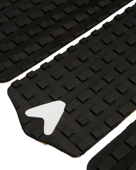 BLACK BOARDSPORTS SURF ASTRODECK TAILPADS - CF408BLK