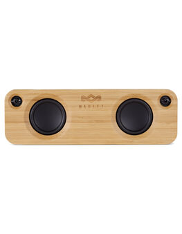 SIGNATURE BLACK MENS ACCESSORIES MARLEY AUDIO + CAMERAS - EM-JA006-SBK