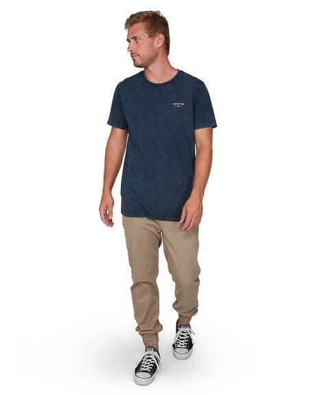 MIDNIGHT ACI MENS CLOTHING VONZIPPER TEES - VZ-V901022-MDA