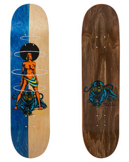 MULTI BOARDSPORTS SKATE REAL DECKS - ZIONMULTI