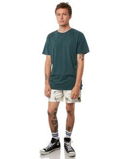 BLANC MENS CLOTHING THE CRITICAL SLIDE SOCIETY BOARDSHORTS - BS1803BLNC