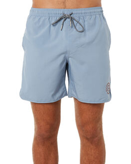 STONE BLUE MENS CLOTHING RHYTHM BOARDSHORTS - JUL18M-JM08BLU