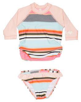 TAHITI PINK BOARDSPORTS SURF BILLABONG TODDLER GIRLS - 5781006PNK