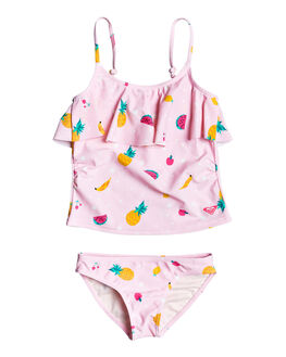 ROSE SHADOW KIDS GIRLS ROXY SWIMWEAR - ERLX203103-MDA6